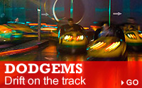 Dodgems - Bumper Cars