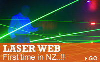 Laser Web - coming soon