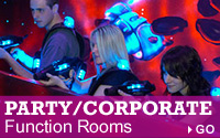 Birthday parties, corporate parties,function rooms